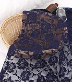 戏剧性 - 先进的ratsel人造纤维网)玫瑰花4种(深蓝色)