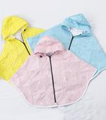 完成 - 特卫强)三种婴幼儿雨衣雨披