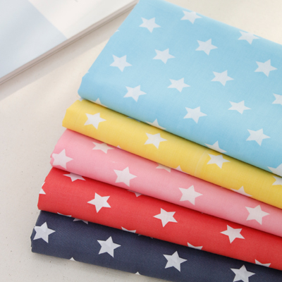 棉混纺)小星(5种)