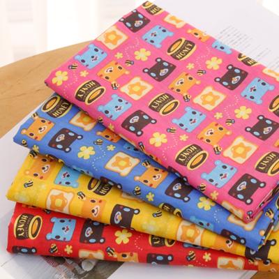 棉混纺)蜂蜜熊(4种)