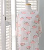 显著 - 双层纱布)清凉的西瓜