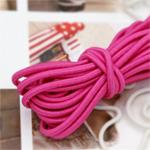 串橡皮筋3麻8种牛仔粉红色