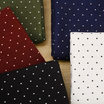 显著 - 双层纱布)3毫米小点(5种)