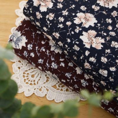 显著 - 美丽的鲜花双层纱布)(2种)