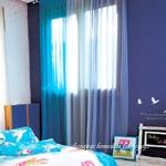 真丝)蓝色基调(7color)