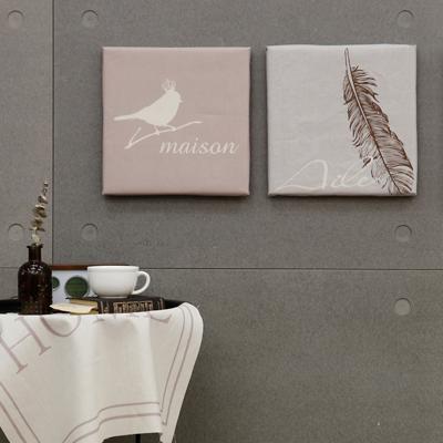 织物框架)的画布框(20x20cm)