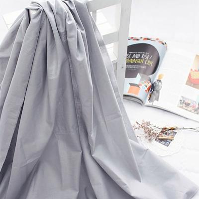 ASA可以大大-60)100%棉系列(灰色)