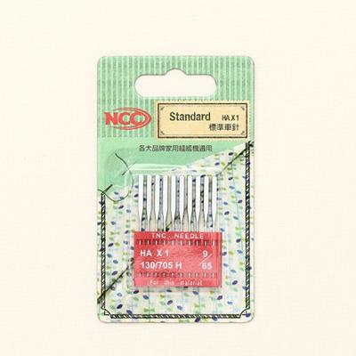 NCC家用缝纫机针(薪金)-4种