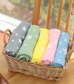 显著 - 双层纱布),棉花糖星(5种)