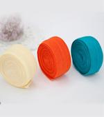 2麻)弹性扎头发带折1版(3color)