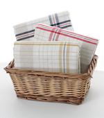 亚麻色织)三种自然褶皱的检查清洗