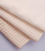 降低价格!显著 - 大自然有机)三种纺织面料
