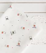 Muhyeonggwang手帕切纸)小熊