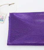 全息布)迷你圆点[紫色]