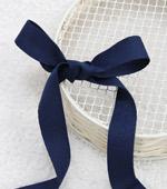 软带棉布带20毫米(2麻)深蓝色