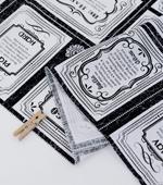 切纸)英文字母卡