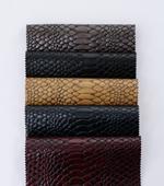 进口人造革)蟒蛇皮(5种)
