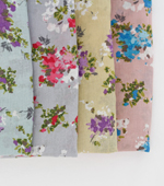 显著 - 薄纱)粉彩花(4种)