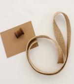 黄麻字符串)自然米色麻带