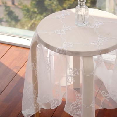 显著 - 最优秀的网布花边)丝带可爱(2种)
