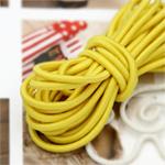 弦乐队橡皮筋3麻8种黄色
