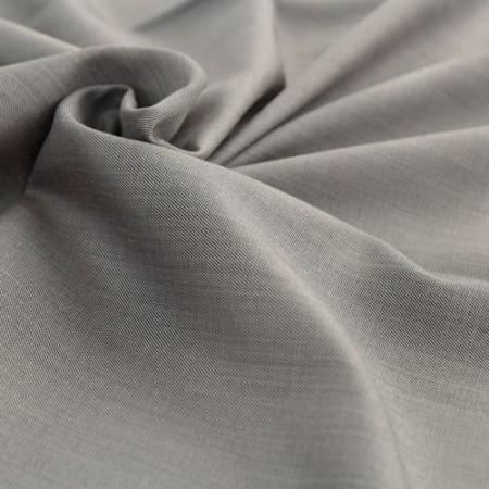 显著 - 毛丝)灰色丝绸
