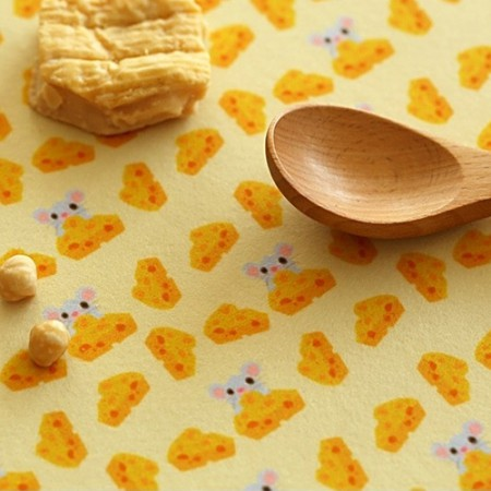 Pelteuji图案),黄色干酪