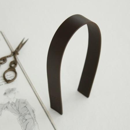 布袋挂绳39.5厘米)简单处理皮革-S(2种)