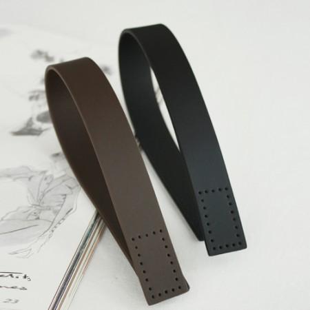 布袋挂绳65厘米)简单处理皮革-L(2种)