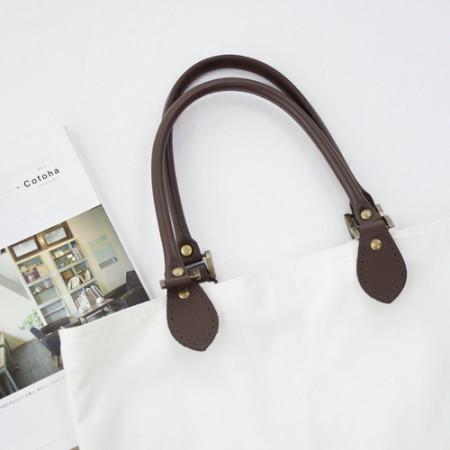 布袋挂绳50厘米)高档皮革肩拉手-B(2种)
