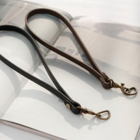 布袋挂绳21厘米)皮革离合器手柄(2种)
