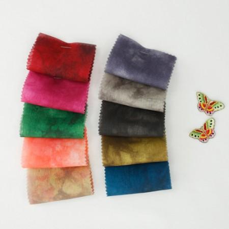 服装时)水利先进丝绸angaecho(10color)