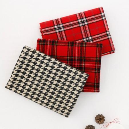 腈纶羊毛混纺),色织,拉丝(3种)