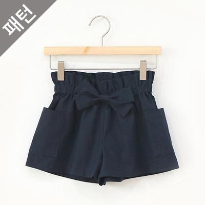 图案 - 儿童)儿童短裤[P670]