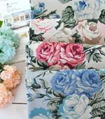 显著 - 亚麻)摩纳哥大玫瑰(仿古粉色)