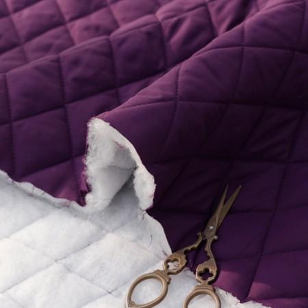 -2英寸的横截面显著填充)钻石(紫色)
