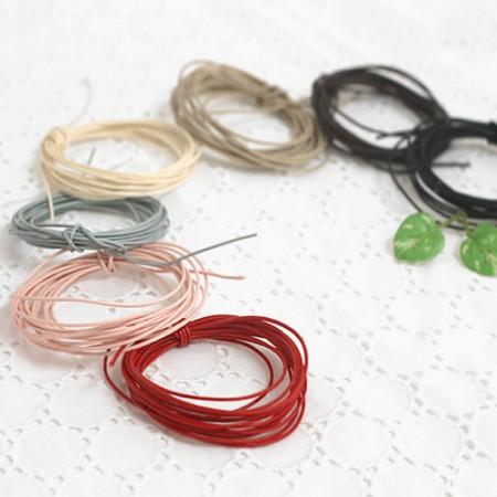 3麻)彩涂板人造皮革表带(7种类型)