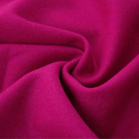 显著 - 羊毛混纺)浪漫现代(紫红)