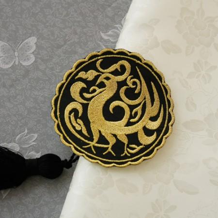 韩服刺绣轮用)菲尼克斯(2种)