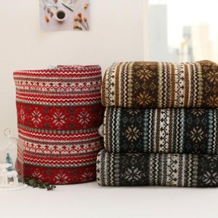 显著 - 拉绒针织面料),北欧雪(4种)