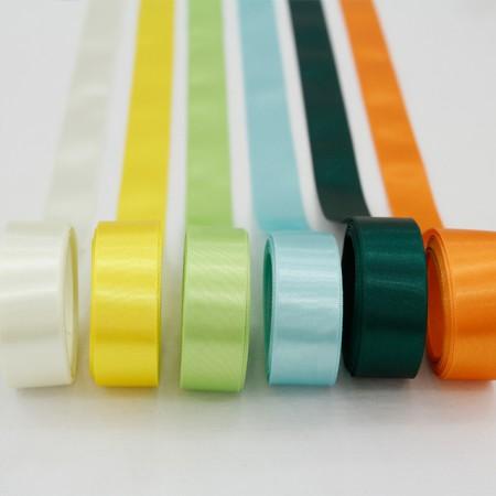 [5麻]缎带)25毫米黄绿色版本(6种)