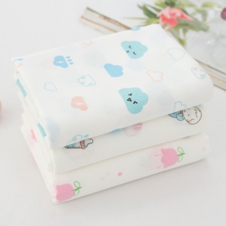[完成]印花棉布尿布),苗圃(3种)