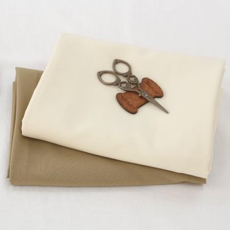 显著纺毛织物)摩卡棕色(2种)