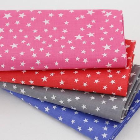 棉混纺织物)可爱星(4种)