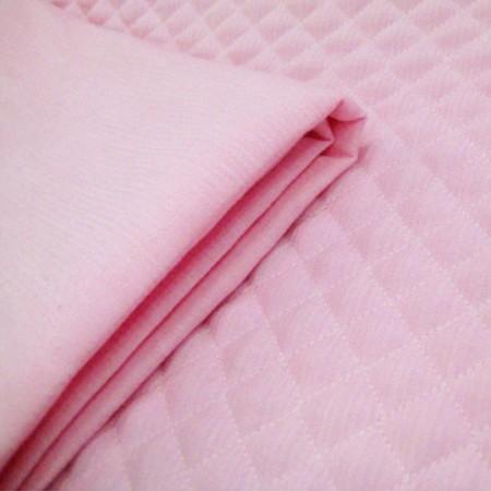 人造丝多臂)粉色条纹