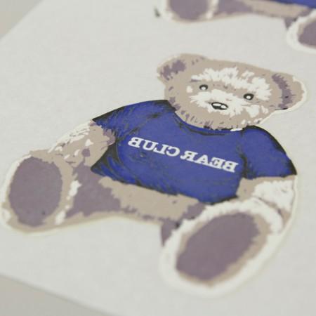 纸转印纸)小熊