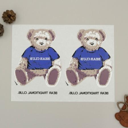 纸转印纸)大熊