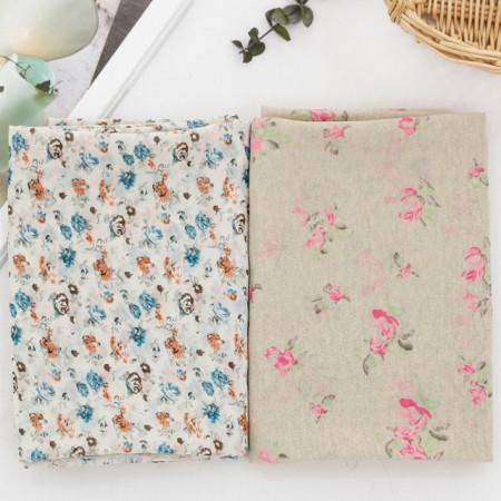 显著 - 雪纺织物印花)凯拉(2种)