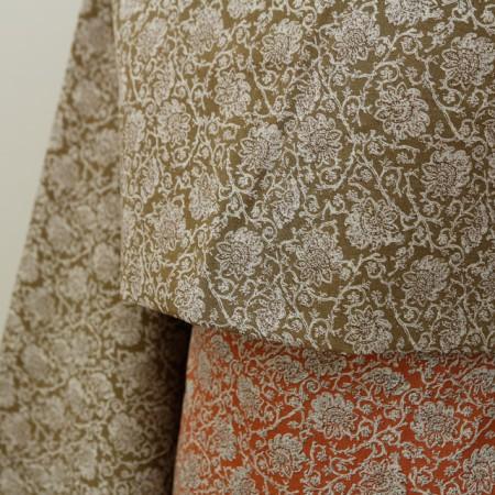 显著 - 亚麻纱布织物)波密(2种)