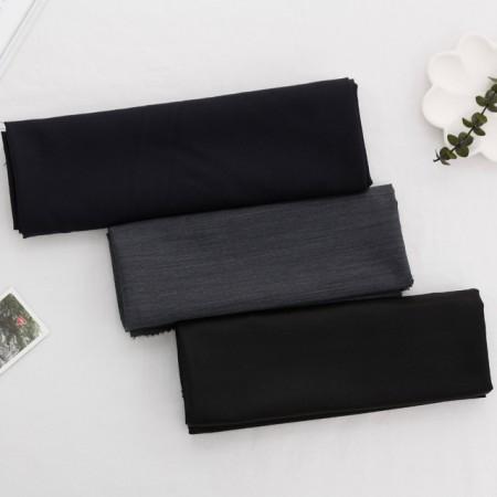 显著 - 丝绸羊毛面料)黑珍珠(三级)